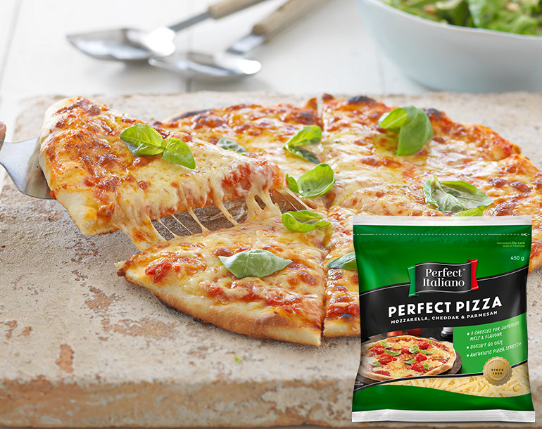 Perfect Italiano Perfect Pizza Product Information